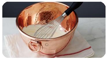 cobre repostería