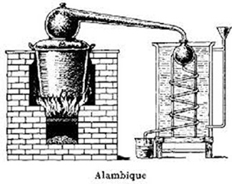 Imagen Alambique antiguo