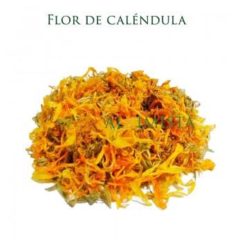 Flor de Caléndula Deshidratada